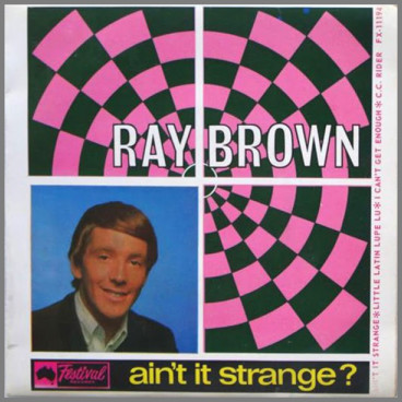 Ain't It Strange? by Ray Brown & The Whispers
