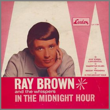 In The Midnight Hour by Ray Brown & The Whispers