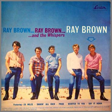 Ray Brown & The Whispers by Ray Brown & The Whispers