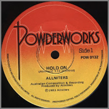 Hold On by The Allniters