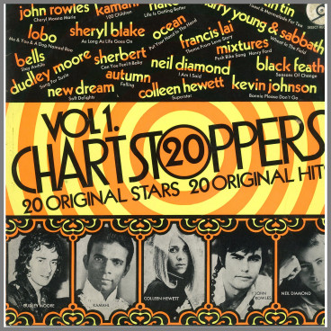 Chart Stoppers Volume 1 by Harry Young & SABBATH