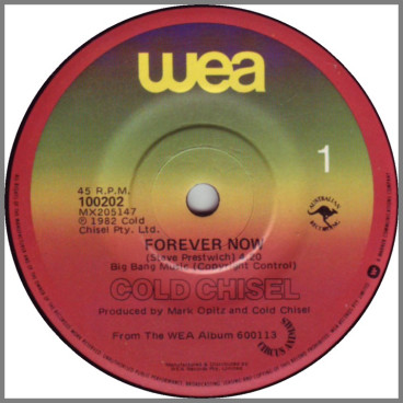Forever Now by Cold Chisel