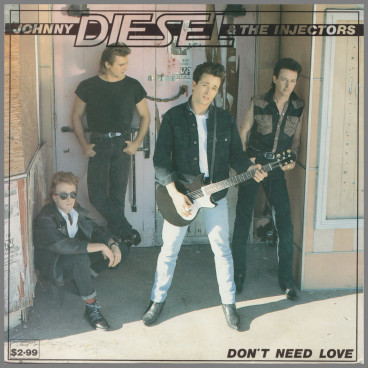 Don't Need Love by Johnny Diesel & the Injectors