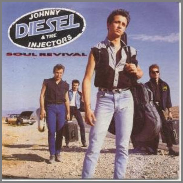 Soul Revival by Johnny Diesel & the Injectors