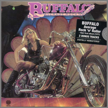 Average Rock N Roller by Buffalo