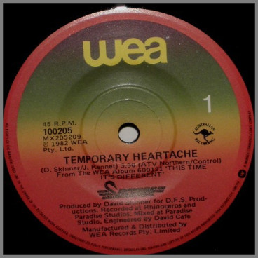 Temporary Heartache by Swanee