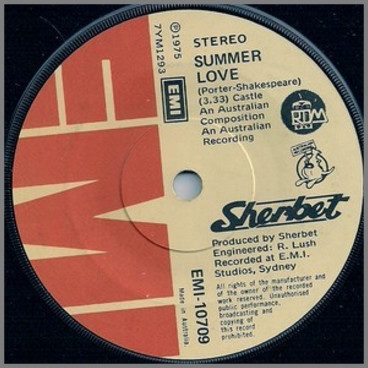 Summer Love by Sherbet