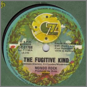 Fugitive Kind by Mondo Rock