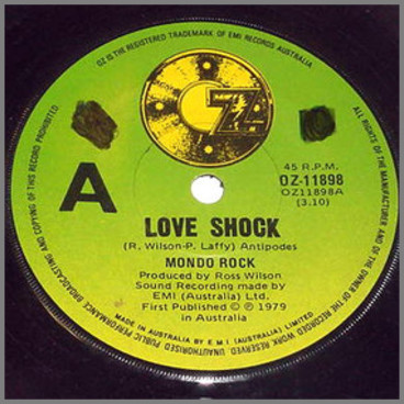 Love Shock by Mondo Rock