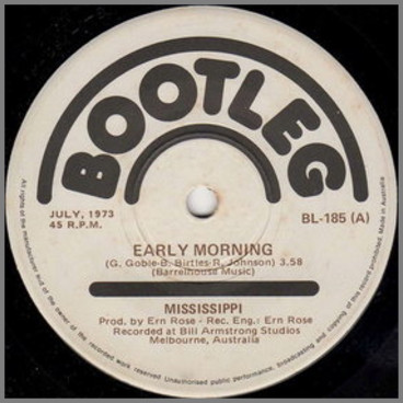 Early Morning by Mississippi