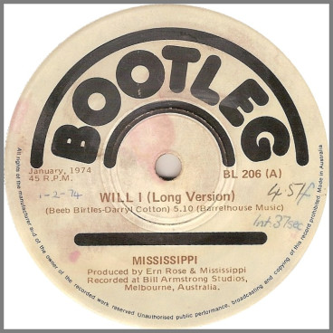 Will I by Mississippi