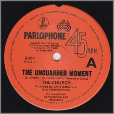 The Unguarded Moment by The Church