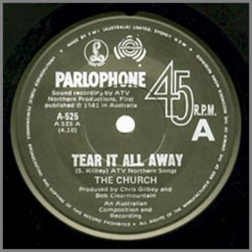 Tear It All Away by The Church