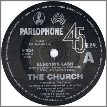 Electric Lash by The Church
