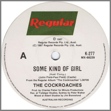 Some Kind Of Girl by The Cockroaches