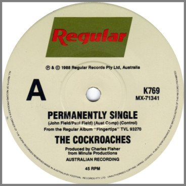 Permanently Single by The Cockroaches