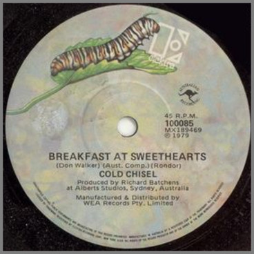 Breakfast At Sweethearts by Cold Chisel