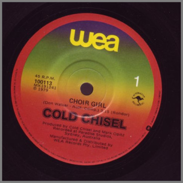 Choir Girl by Cold Chisel