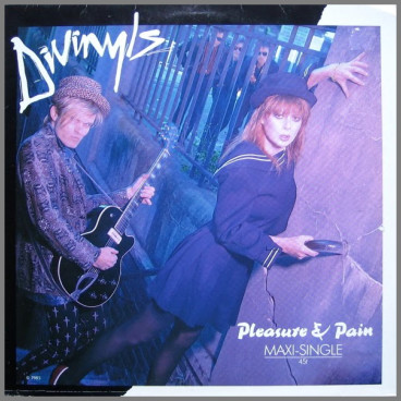 Pleasure And Pain B/W What A Life! by Divinyls