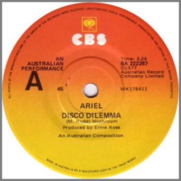 Disco Dilemma B/W How Do You Do It? by Ariel