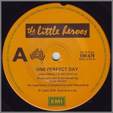 One Perfect Day by The Little Heroes