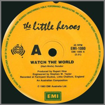 Watch The World by The Little Heroes