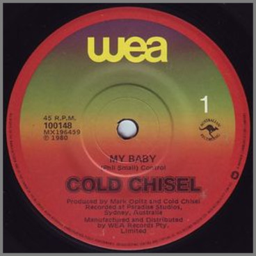 My Baby/Misfits by Cold Chisel