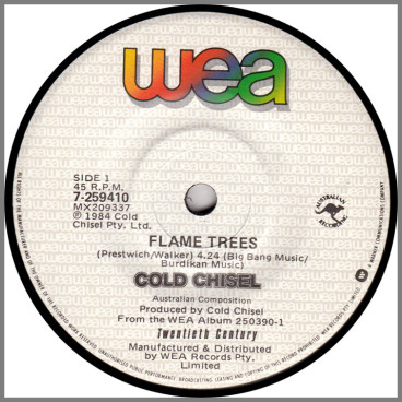 Flame Trees by Cold Chisel