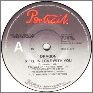 Still In Love With You by Dragon