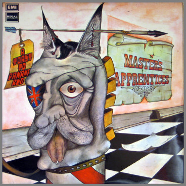 A Toast To Panama Red by The Masters Apprentices