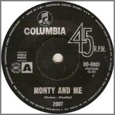 Monty & Me B/W Little Roland Lost by Zoot