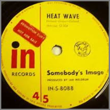Heat Wave B/W When I Come Home by Somebody's Image