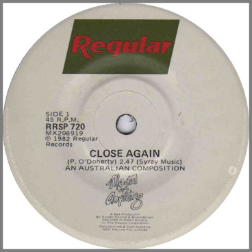 Close Again by Mental As Anything