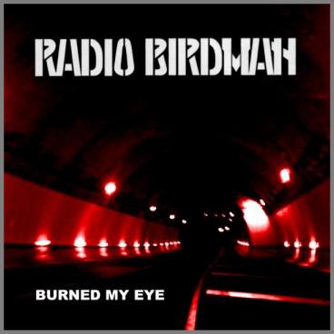 Burned My Eye B/W Photo Album by Radio Birdman