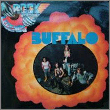 Rock Legends: Buffalo by Buffalo
