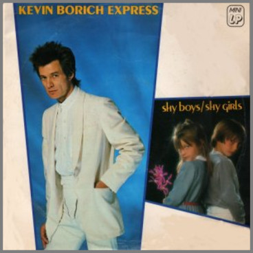 Shy Boys Shy Girls by Kevin Borich Express