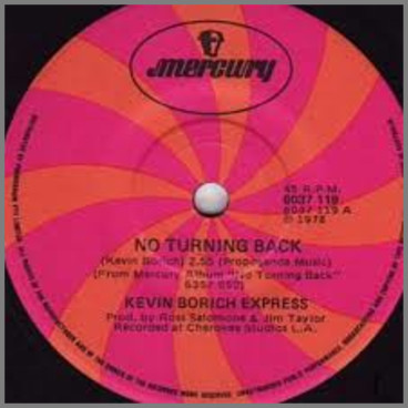 No Turning Back by Kevin Borich Express