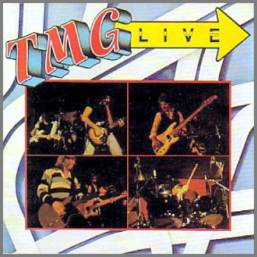 TMG Live by Ted Mulry Gang (TMG)
