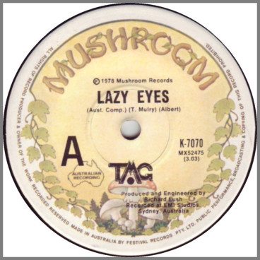 Lazy Eyes by Ted Mulry Gang (TMG)