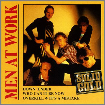 Solid Gold by Men At Work