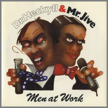 Dr. Heckyll And Mr. Jive B/W Shintaro by Men At Work