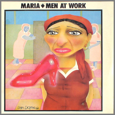 Maria  by Men At Work