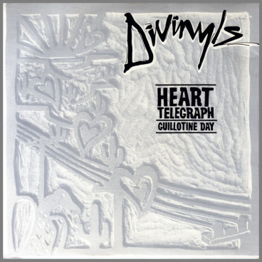 Heart Telegraph B/W Guillotine Day by Divinyls