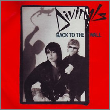Back To The Wall B/W Fighting by Divinyls