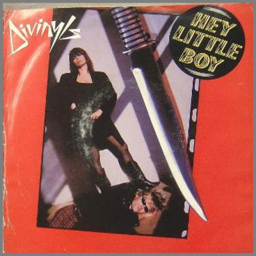Hey Little Boy B/W Para-Dice (Instrumental) by Divinyls