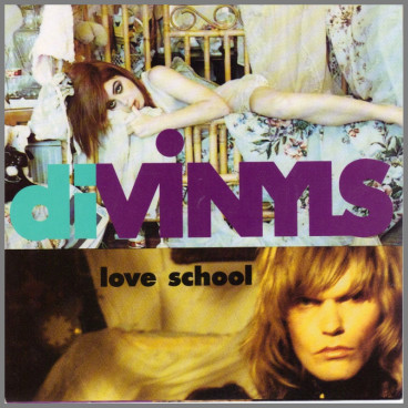 Love School B/W Love School (Instrumental) by Divinyls