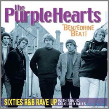 Benzedrine Beat! Sixties R&B Raveup by The Purple Hearts