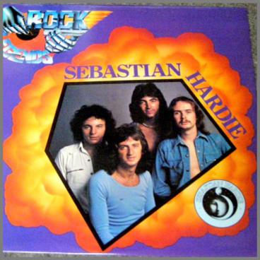 Sebastian Hardie - Rock Legends by Sebastian Hardie
