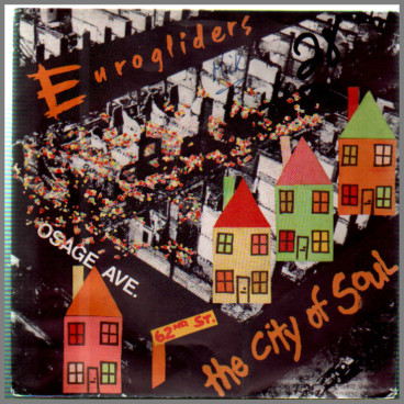 The City Of Soul B/W When The Stars Come Out by Eurogliders