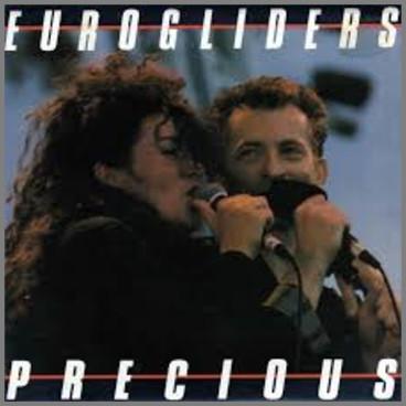 Precious B/W Precious (Live) by Eurogliders